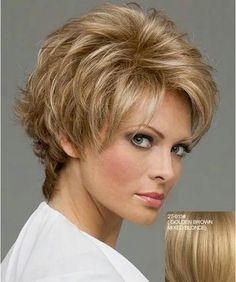 Pretty hair. For a pretty ladie.