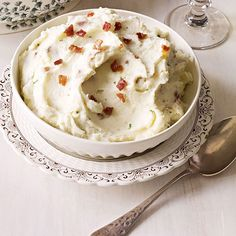 Prosciutto-Sage Mashed Potatoes