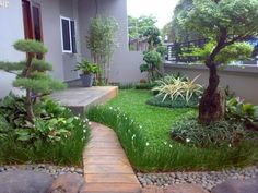 Desain Taman Minimalis Untuk Rumah Anda | Desain Properti Indonesia