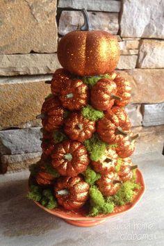Pumpkin Topiary, Wil
