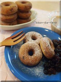 「ベリーベリー焼きドーナツ♪」Kana | お菓子・パンのレシピや作り方【corecle*コレクル】