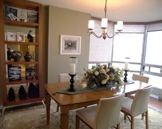 Dining Room Centerpieces Traditional Design, Pictures, Remodel, Decor And  Ideas   Page 54