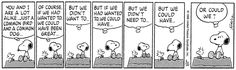 For February 1996 Snoopy Comics, Black And White Comics, Common Birds, February 10, Snoopy And Woodstock, Peanuts, Comic Strips, You And I, My Love