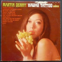 Martin Denny / Hawaii Tattoo