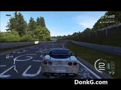 Forza 5 Chevrolet Corvette on Nurburgring