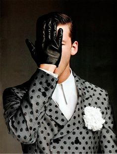 Pretty extravagant, but I do love this one! #suit, #man, #style