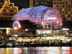 Darling Harbour   Sydney, Australia