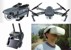 O DJI Mavic Pro é o drone mais divertido e multifuncional já lançado - Stylo Urbano