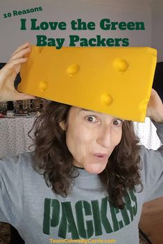 So WHY am I such a die-hard Green Bay Packers fan? Other than the obvious, that I was born in Wisconsin, and raised in Packer-loving family, there are 10 really good reasons that I continue to support La Crosse Wisconsin, Bayfield Wisconsin, Green Bay Packers Fans, Sports Fanatics, Packers Football, Go Pack Go, Die Hard, 30 Years, My Love