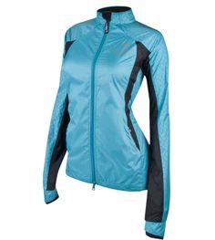 Women's Triathlon Reflective IllumiNite Jacket for Cycling / Running SEASIDE