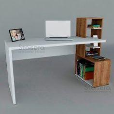 Escritorio Moderno Mesa Pc Notebook - Mueble De Oficina - $ 1.852,00