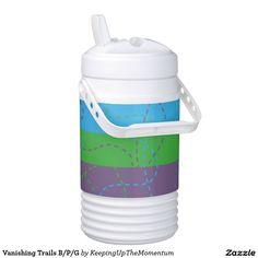 Vanishing Trails B/P/G Igloo Beverage Dispenser