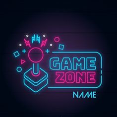 Customize this design with your video, photos and text. Easy to use online tools with thousands of stock photos, clipart and effects. Free downloads, great for printing and sharing online. Logo. Tags: game zone, logo, Logos , Logos