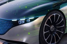 How Nvidia Went From Gaming to AI to Riding With Mercedes