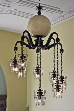 Tentacle Chandeliers (To Class Up the Place) | Octopus ...