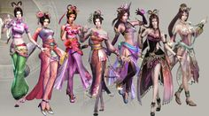 Diao Chan - Dynasty Warriors