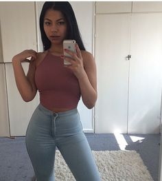 American apparel easy jeans high waisted with a minor smudge on the left pant leg American Apparel Pants Skinny Teen Fashion, Fashion Outfits, Womens Fashion, Fashion Tips, Dope Outfits, Casual Outfits, Pink Outfits, Coachella, American Apparel Jeans