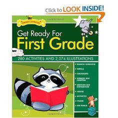 Get Ready for First Grade (: