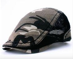Camouflage Fashion Unisex Cap