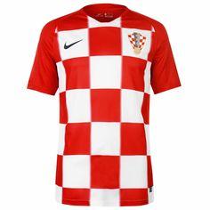 eef35b7db47 2018 World Cup Croatia Home Kit Jersey World Cup Kits