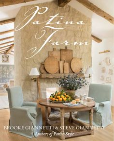 Our Book Cover: Patina Farm Spring 2016