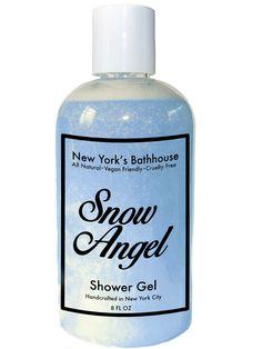 Snow Angel Shower Gel
