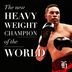 Champion of the world! Joseph Parker wins historic victory over Andy Ruiz Jr to claim WBO title - Sport - NZ Herald News