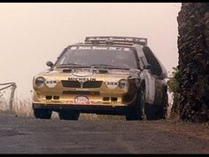 Rallye Sanremo 1986' - YouTube Enjoy Car, Rally Raid, Lancia Delta, Fiat, Jdm, Cars And Motorcycles, Racing, Vehicles, Youtube