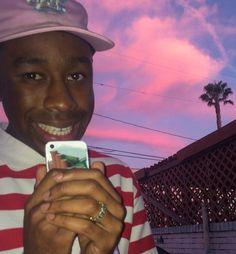 Tyler's selfie