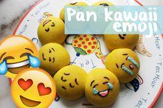 Pan kawaii dulce de EMOJI
