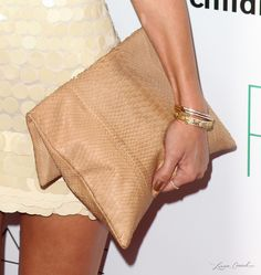 Lauren Conrad's Daytime Clutch. I'm on the hunt for one!