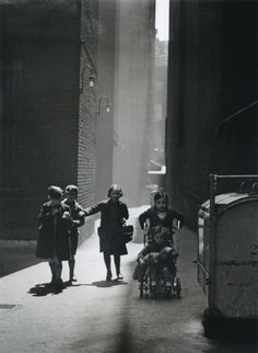 Tenements  London, 1936  From Wolf Suschitzky: Photos