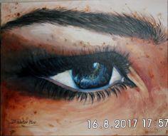 60x50cm acryl Canvas