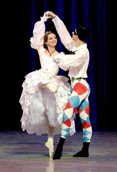Evgenia Obraztsova and Vladimir Shklyarov, Le Carnaval
