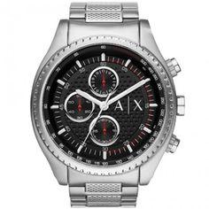 800579bf43f Relógio Armani Exchange Masculino AX1612 1PN Relógios Masculinos