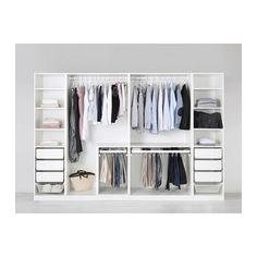 Garderoben Ikea endelig orden i garderoben ikea ikeainspirasjon pax garderobe
