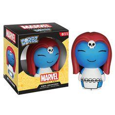 (affiliate link)  X-Men Mystique Marvel Series 1 Dorbz Vinyl Figure