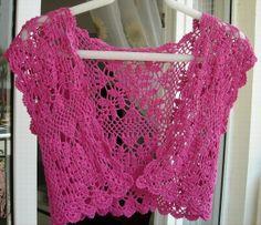 Easy+Crochet   Wearable Simple Shapes to Crochet