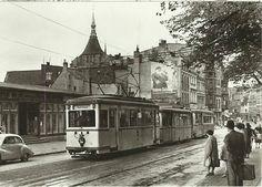 Rostock, Kröpeliner Straße, 50er