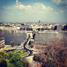 Budapest in Budapest