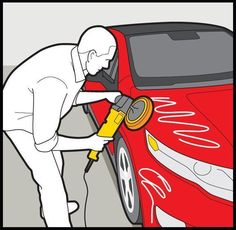 Finding The Right Auto Repair Shop For Your Car. If you have experience with car troubles, you will surely attest to the frustration they cause. Given the prevalence of shady auto repair techs, you may fi Automotive Detailing, Car Detailing, Automotive Design, Car Cleaning Hacks, Car Hacks, Car Buffer, Car Care Tips, Car Polish, Interview
