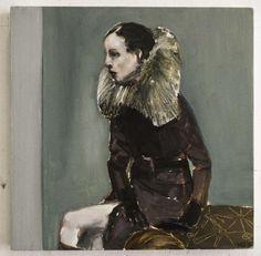 Oil painting by artist Mona Skjønhaug. Isn't it beautiful? To see more, go to http://artbyhand.no/butikk/billedkunst/mona-skjonhaug