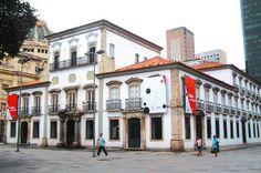 Guías, fotos y mapa de Palacio Imperial, Río de Janeiro | Viajeros