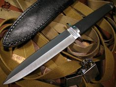 Kershaw Trooper – And other Hattori Daggers – The Hattori Collector Benchmade Knives, Tactical Knives, Swords And Daggers, Knives And Swords, Boot Knife, Metzger, Combat Knives, Cold Steel, Tactical Gear