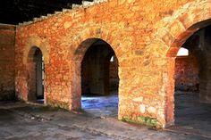 https://flic.kr/p/Mj8YBA   Arcos na Casa das Armas Brancas na Floresta Nacional de Ipanema