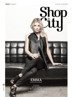 Shop in the City novembre2014  Emma Marrone, Speciale Gusto, Anteprima regali di Natale, La collina, Luca De Gennaro, Moda XXL, Artissima, TFF