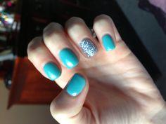 Gel manicure :)