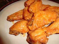 This doesn't even count as a recipe. I just really want some buffalo wings right now.