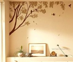 Journey of woods--90inches wide--Removable Wall Art Home... | review | Kaboodle