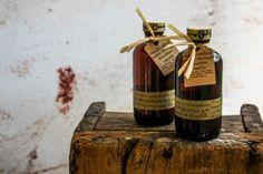 Tahitian Vanilla Bean & Jim Beam Bourbon Extract - Double Strength - Small Batch Artisan - 4oz Bottle by Sunchowders Emporia on Gourmly